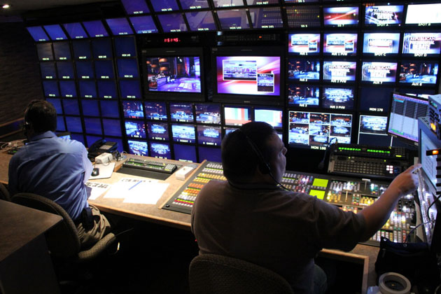Television Sports Production
