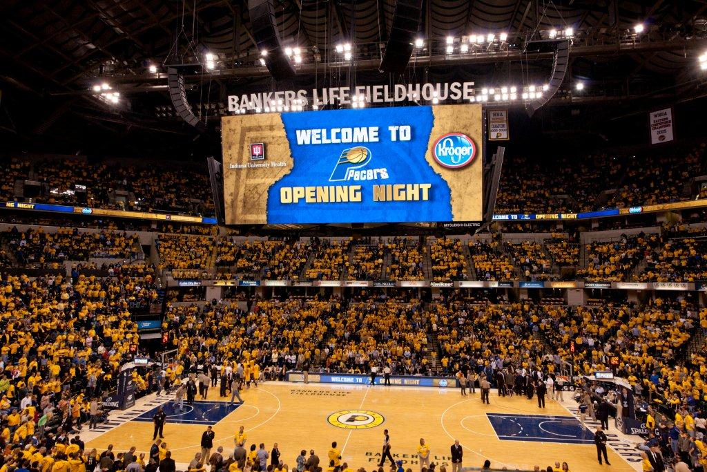 Indiana Pacers, ANC Sports Join Forces on Massive Video