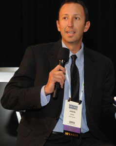 Jason Cohen, director, production, HBO Sports