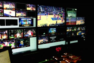The Ross Video production switcher enables the venue to maintain its SD workflow for the time being.