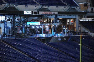NFL Network will deploy a booth for the Combine much like its setup for Thursday Night Football.