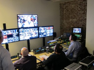 Bexel provided an LPU system to Turner Sports and CNN for the launch of the Bleacher Report at Super Bowl XLVII.