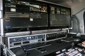 Inside view of Mobile Studio's latest offering.