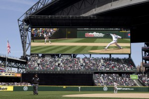 Two new Fujinon lenses are helping the Seattle Mariners continue their transition to HD video at Safeco Field.