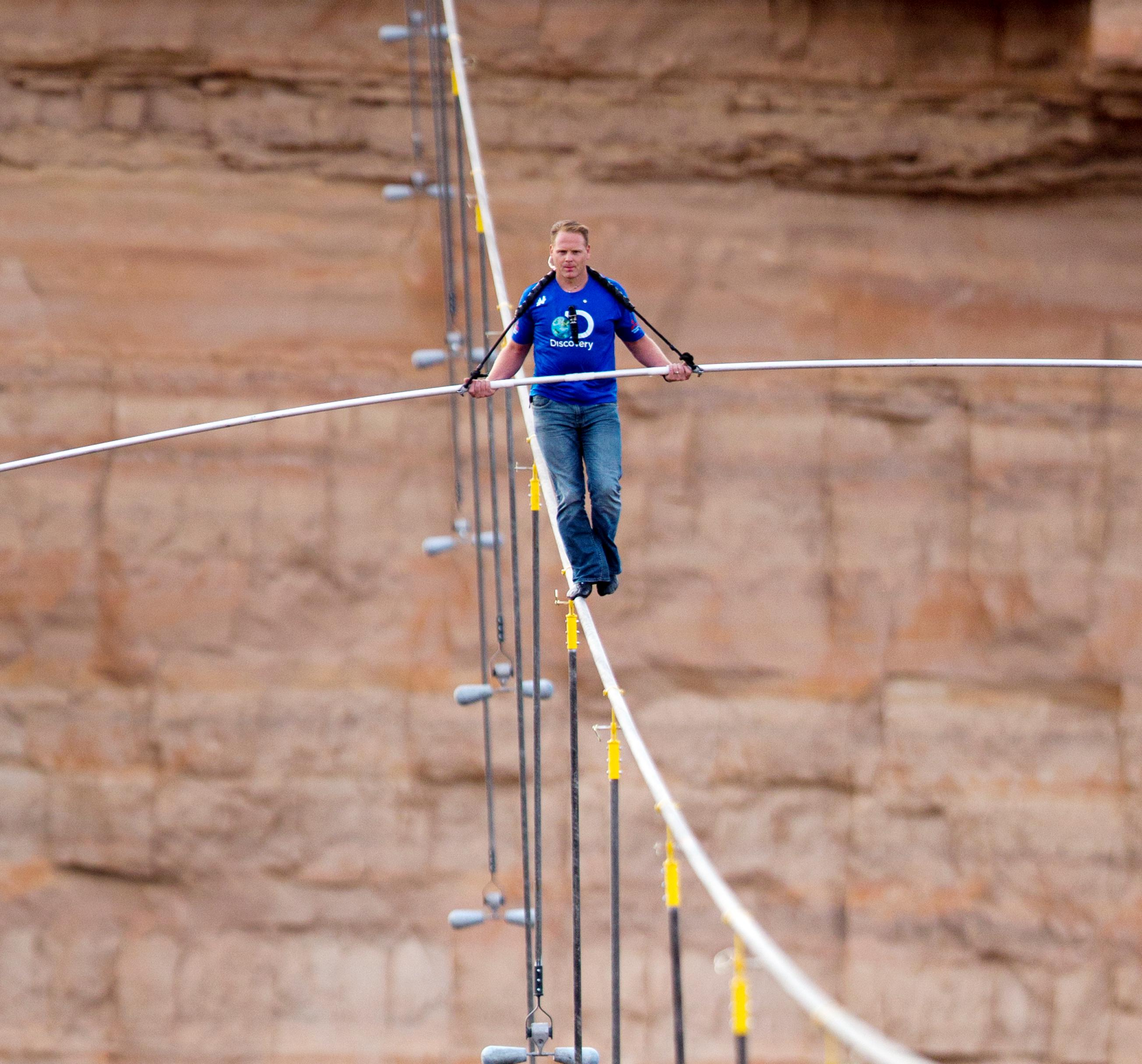 Filmwerks Powers Grand Canyon Site For Nik Wallenda S