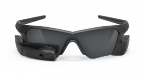 Recon Jet sunglasses integrate 1-GHz processor and transparent micro heads-up display for user's vital signs, among other things.
