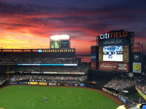 Fans in attendance at Citi Field for MLB's Home Run Derby and All-Star Game could access free WiFi.