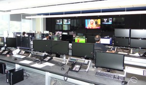 The production bullpen is built around Quantel and Dalet systems.