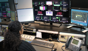 ONE World Sports is produced from a new HD facility in Stamford, CT.