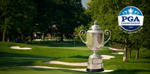 The 95th PGA Championship takes place Aug. 8-11 at Oak Hill Country Club in Rochester, NY.