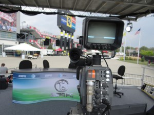 ESPN's newest studio show, ESPN FC, makes its first road trip to Columbus.