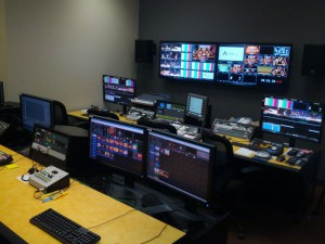 University of Minnesota built a video-control room inside TCF Bank Stadium in 2012 and linked the room with hockey venue Mariucci Arena.