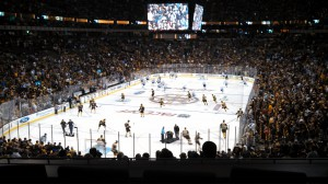 NESN's broadcast of the Boston Bruins' season opener against the Tampa Bay Lighting drew a 9.0 average household rating, the second-most-watched Bruins opener in network history.