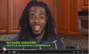 "WATCH: 'Follow Channel"" is currently chronicling the life of popular and outspoker Seattle Seahawks cornerback Richard Sherman. New episodes are posted every Monday, Wednesday, and Friday to the channel's YouTube page."