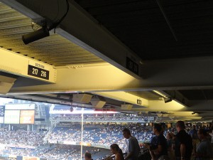 At Yankee Stadium, Replay Technologies deployed nine 2K cameras in an arc from behind home plate to right field.