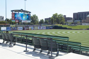 Besides a park-like setting, MiLB's Four Winds Field at Coveleski Stadium, South Bend, IN, got a new audio system.