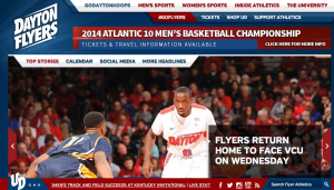 Dayton's Flyer Extra media player brings more than 60 live events to online viewers for free each year.