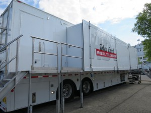 Token Creek Sioux is home to Big Screen Networks for the Kentucky Derby.