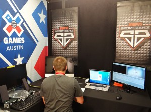 """The Sports Science """"lab"""" at Circuit of the Americas"""