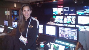 Carla Ackels is overseeing ESPN's operations at the 2014 MLB All-Star festivities.