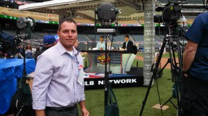 MLB Network's Tom Guidice, a veteran of baseball television production, is working his 14 MLB All-Star Game.