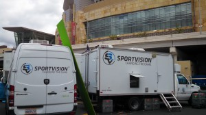 Sportvision is back with its specialty data and tracking technology for Fox Sports.