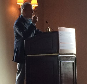 Ross Greenburg's opening keynote kicked things off the Cynopsis Sports Business Summit.