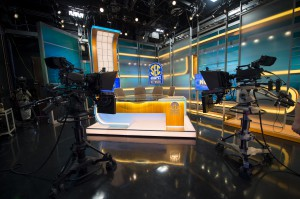ESPN has added over 2,800 square feet of studio space to its ESPNU Charlotte facility for SEC Network programming.