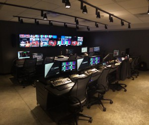 Georgia has given its centralized control room (which is only two years old) a facelift to accommodate SEC Network productions to go along with in-venue videoboard shows.