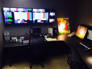 A second, smaller control room was added to help feed content to the SEC Digital Network and ensure that Georgia can produce multiple events simultaneously.