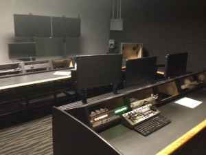 Control Room B will produce the videoboard show inside Mizzou Arena.