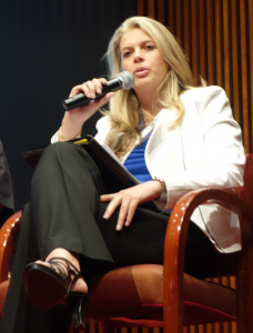Tracey Shaw, WWE, VP, TV and Network Operations