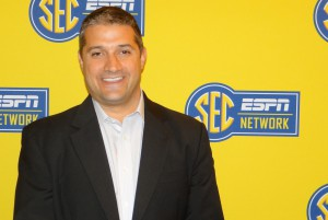 ESPN Coordinating Producer Steve Ackles will oversee production of Saturday-primetime football telecasts on SEC Network.