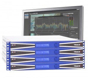AXON boosted its compliance recording system TRACS with a loudness logging and monitoring option.