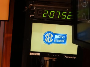 The SEC Network launches today at 6 p.m. ET.