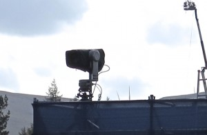 The ACS SMARThead 3 is at The Ryder Cup and controlling a 100x lens at the driving range.