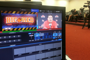 Lamar's Big Red Sports Network launched BigRedSN.com as a video-content destination for Cardinal fans.