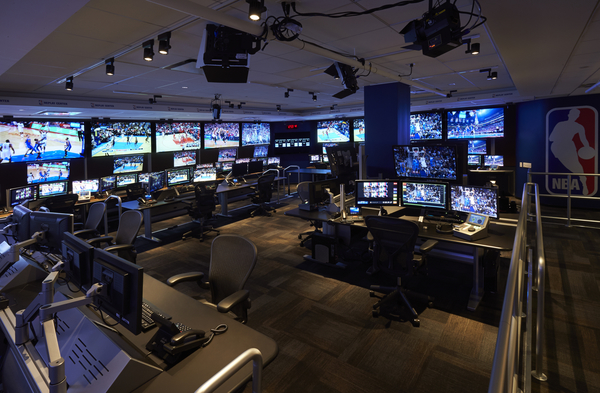 NBA Season Tip-Off: New Replay Center Set To Revolutionize Officiating, Video Ops