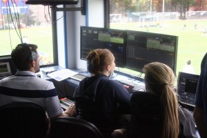 SNHU video productions usually feature a staff mostly of students, many of whom are athletes within the program themselves.