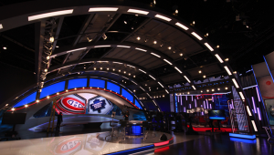 """Canada's SportsNet is using Orad TD Control to manage studio content distribution for its new state-of-the-art """"Hockey Central Studio."""""""