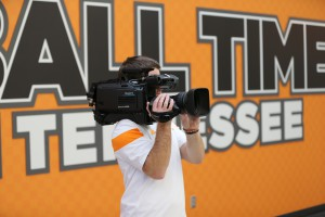 Tennessee selected the CMOS-equipped Ikegami HDK-95C HD portable digital camera.