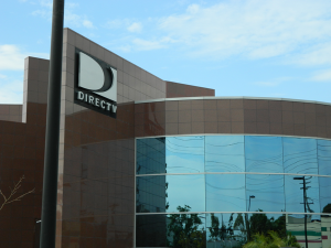 DIRECTV's Los Angeles Broadcast Center is located in a warehouse park in Marina del Rey, CA.
