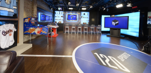 BeckTV served as the lead integrator on Silver Chalise's new Chicago-based facility for 120 Sports.