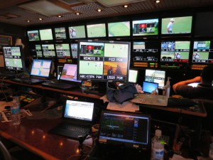 Inside NEP's ND3 A unit, which served as home for NBC Sports' final U.S. Open production