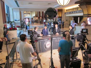 SDTV supported ESPN's on-site coverage of the MLB Winter Meeting in December.