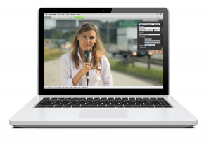 Dejero LIVE+ NewsBook Software for Mac