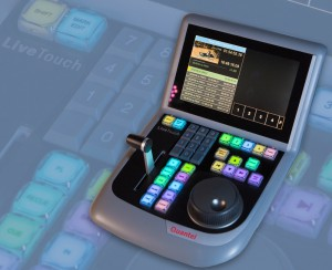 The Quantel Live Touch