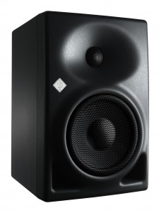 Neumann KH 120 monitors are used during the mix and post-production phase of Speakeasy.