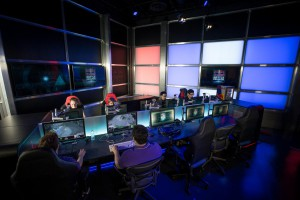 Red Bull's ongoing videogame-tournament-event series, Red Bull Battle Grounds, offers a peek at what regular team play sounds and looks like.