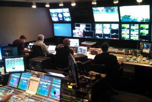 Pac-12 Networks' San Francisco-based studio serves as the home for up to 277 live events this season under the network's 'IP Production' model.